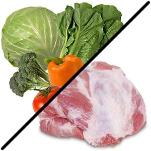 есть или не есть мясо