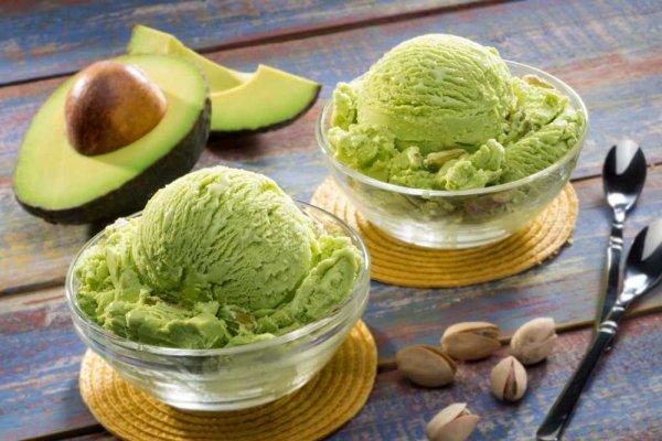 мороженое на десерт