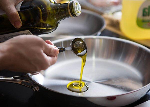 масло для обжарки