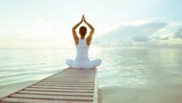 медитативная асана