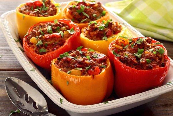 рецепт фаршированного овоща
