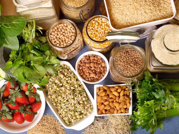 Продукты, богатые белком больше всего