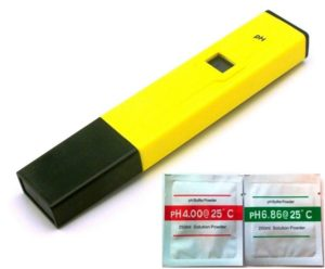 Прибор для измерения кислотности