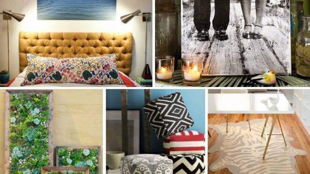 Самые интересные и полезные лайфхаки для дома и интерьера